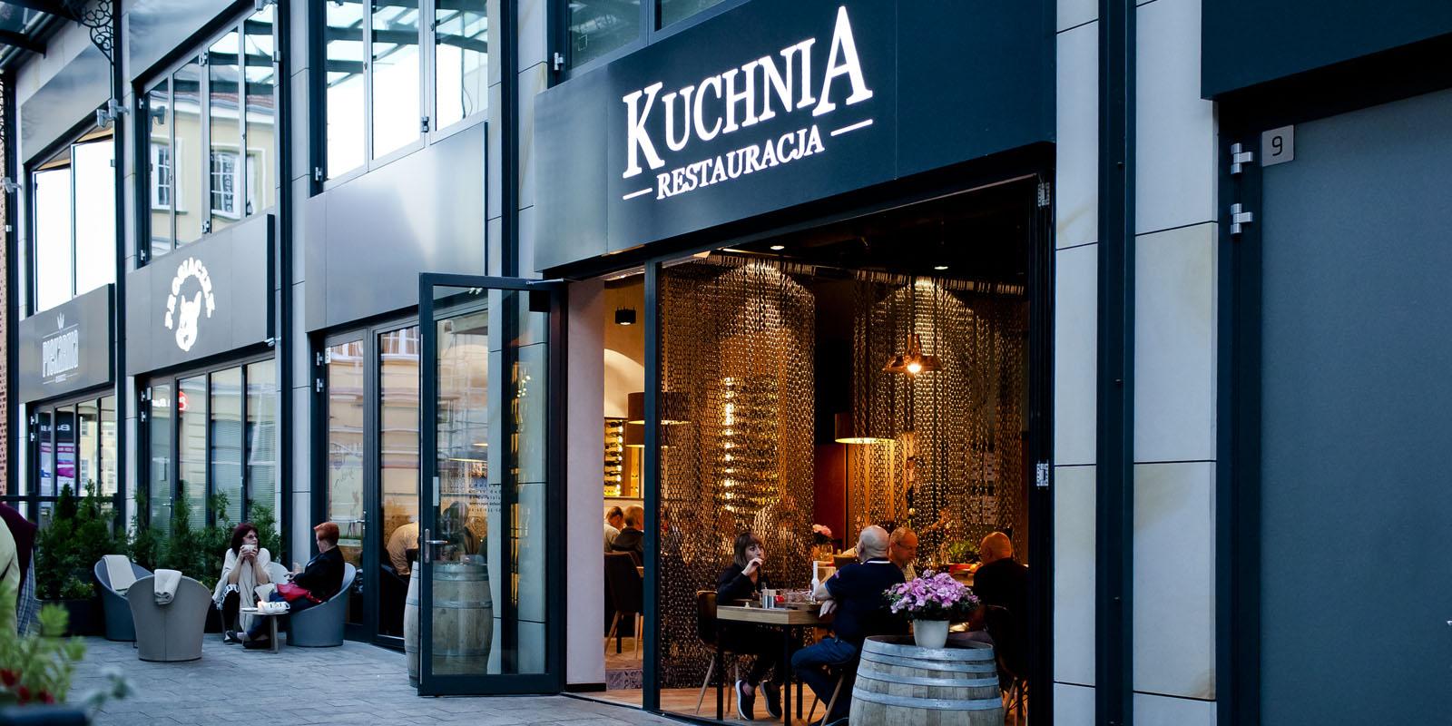 Kuchnia Restauracja
